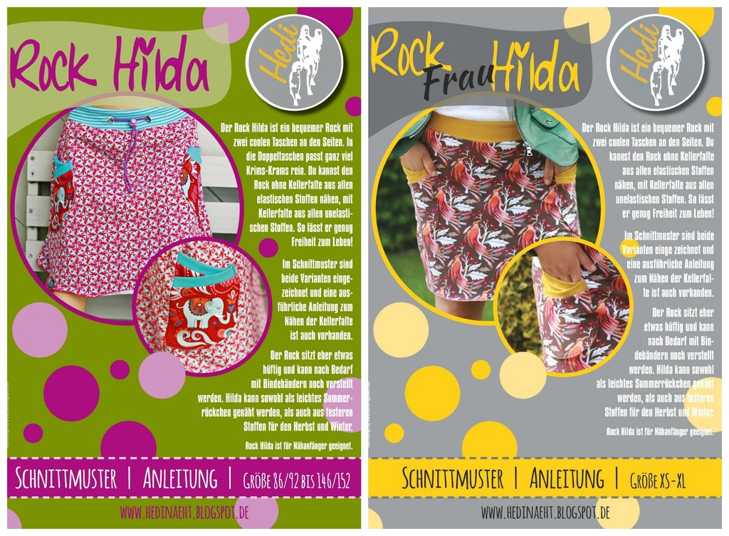 SET: eBooks Rock Hilda und Rock Frau Hilda