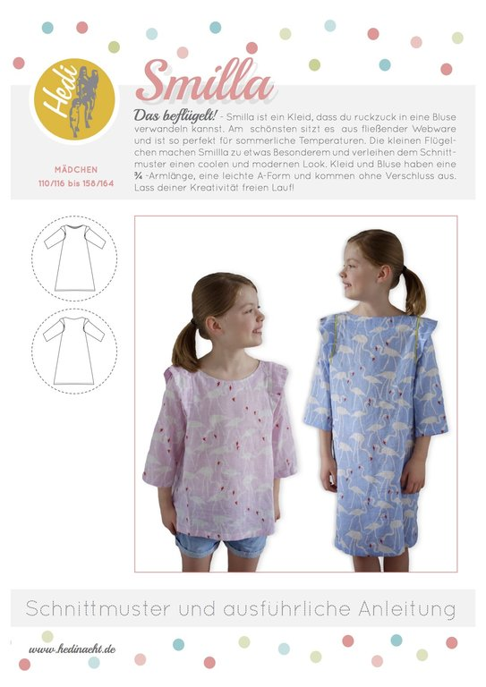 eBook Kleid/Bluse Smilla