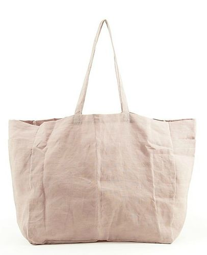 Monk & Anna: Shopper - nude pink