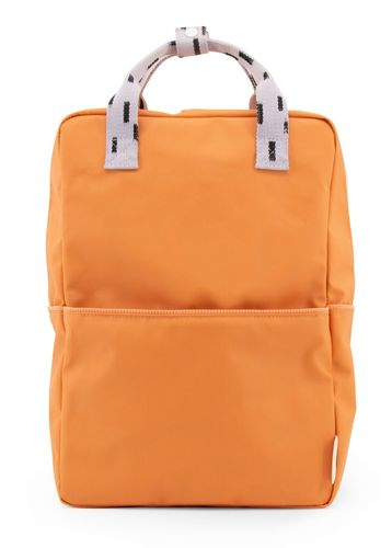 "Sticky Lemon Rucksack ""Sprinkles"" - apricot orange 
