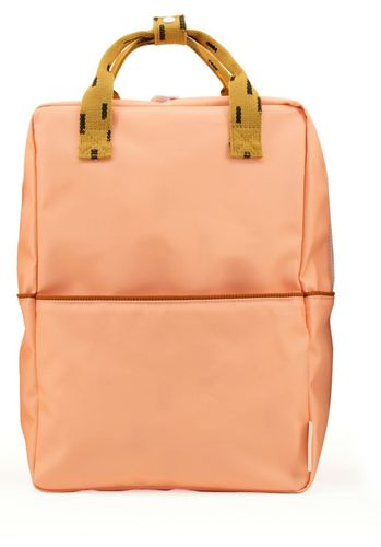 "Sticky Lemon Rucksack ""Sprinkles"" - lemonade pink 